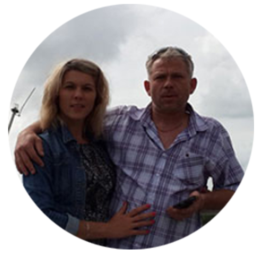 Семья Пономаревых г. Волгоград